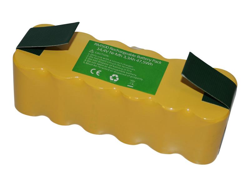 Batteri 3Ah/14,4V <br />Elværktøj - Ni-Mh - Kompatibel