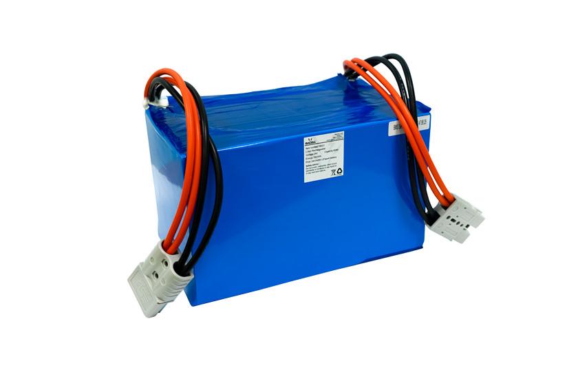 Batteri 40Ah/24V/280x250x90 <br />Drift - Li-Ion