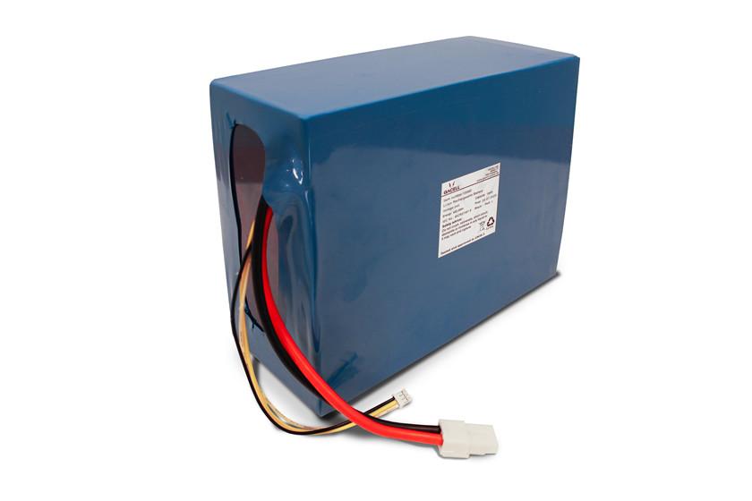 Batteri 18Ah/24V/181x165x82 <br />Elektronik - Lithium