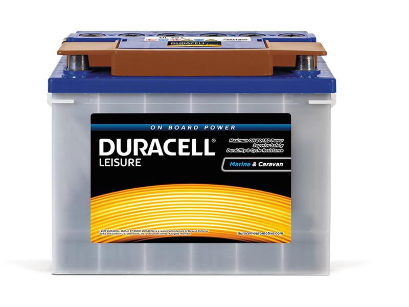 Batteri 72Ah/12V/256x175x225 <br />Drift - Semi