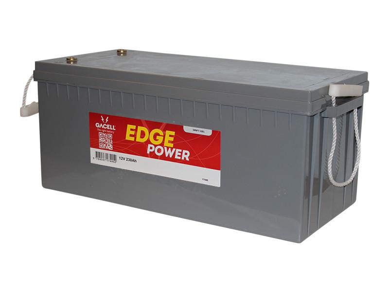 Batteri 230Ah/12V/518x273x237 <br />Drift - GEL - Deep Cycle