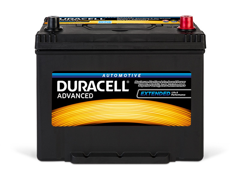Batteri 70Ah/12V/260x174x220 <br />Start - Auto - SMF