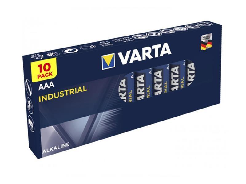 Batteri 1,26Ah/1,5V - AAA <br />Elektronik - Alkaline