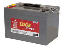 Battery 60Ah/12V/260x168x180 <br />Traction - GEL - Deep Cycle