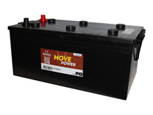 Battery 230Ah/12V/518x273x237 <br />Traction - Semi