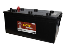 Battery 180Ah/12V/513x223x223 <br />Traction - Semi
