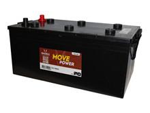 Batteri 180Ah/12V/513x223x223 <br />Drift - Semi