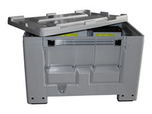 Battery container w/lid <br />Accessories