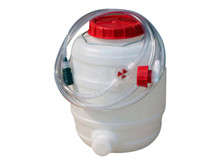 Water tank - Can - 50L - ø330mm/h680mm <br />Accessories