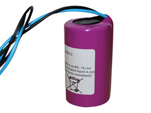 Battery 19Ah/3,6V with cord <br />Electronic - Lithium