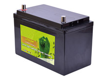 Batteri 50Ah/25,6V/197x165x175 <br />Drift - Li-Ion