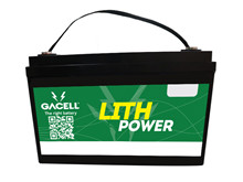 Batteri 100Ah/12,8V/329x173x210 <br />Drift - Li-Ion