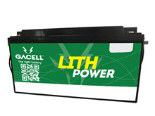 Batteri 150Ah/12,8V/483x170x242 <br />Drift - Li-Ion