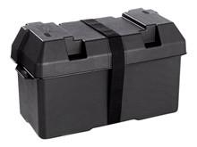Batteriboks, mellem/340x200x220/340x200x <br />