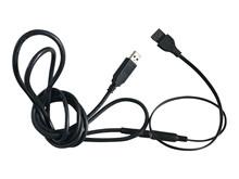 Kabel til USB udlæsning af C-GO ladere <br />Tilbehør