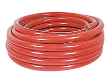 Cable, 35qmm, red, per meter <br />Accessories
