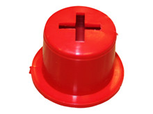 Pol cap, red  <br />Accessories