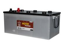 Battery 230Ah/12V/518x273x237 <br />Start - Auto - Semi