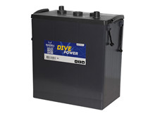 Batteri 370Ah/6V/314x183x410 <br />Drift - Flooded - Deep Cycle