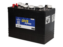 Batteri 185Ah/12V/394x178x368 <br />Drift - Flooded - Deep Cycle