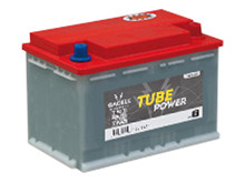 Battery 72Ah/12V/278x175x190 <br />Traction - TUBE