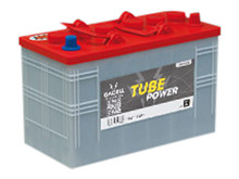 Battery 120Ah/12V/342x172x239 <br />Traction - TUBE