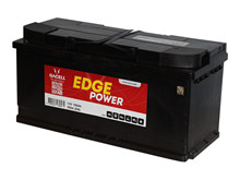 Batteri 105Ah/12V/393x175x190 <br />Start - Auto - AGM