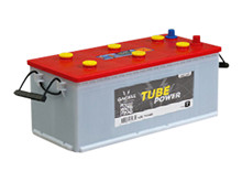 Batteri 165Ah/12V/513x223x220 <br />Drift - RØR