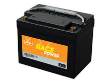 Batteri 34Ah/12V/195x130x160 <br />Traction - AGM - Deep Cycle