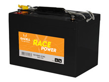 Batteri 60Ah/12V/260x168x180 <br />Traction - AGM - Deep Cycle