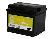 Batteri 50Ah/12V/207x175x190 <br />Start - Auto - STD