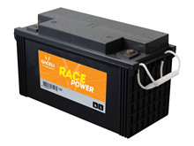 Batteri 120Ah/12V/409x175x227 <br />Drift - AGM - Deep Cycle