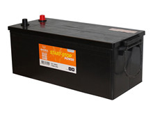 Batteri 180Ah/12V/513x223x223 <br />Start - Auto - Start/Stop