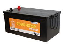 Batteri 230Ah/12V/518x273x237 <br />Start - Auto - Start/Stop