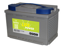 Batteri 70Ah/12V/278x175x190 <br />Traction - AGM - General Purpose