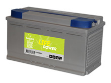 Batteri 90Ah/12V/353x175x190 <br />Drift - AGM - General Purpose