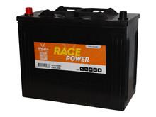 Batteri 125Ah/12V/342x172x284 <br />Start - Auto - SMF