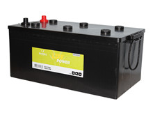 Batteri 210Ah/12V/518x273x237 <br />Start - Auto - STD