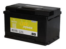 Batteri 66Ah/12V/278x175x190 <br />Start - Auto - STD