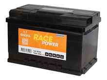 Batteri 80Ah/12V/278x175x190 <br />Start - Auto - SMF
