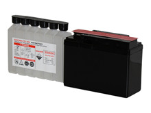 Batteri 2,3Ah/12V/114x49x86 <br />Start - MC - AGM