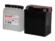 Batteri 6Ah/12V/113x70x130 <br />Start - MC - AGM