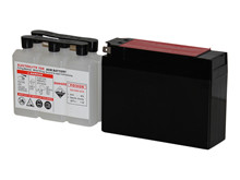 Batteri 2,3Ah/12V/113x38x85 <br />Start - MC - AGM