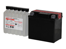Batteri 4Ah/12V/113x70x105 <br />Start - MC - AGM