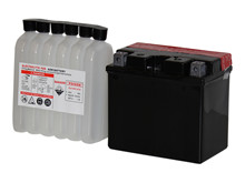 Batteri 6Ah/12V/113x70x105 <br />Start - MC - AGM