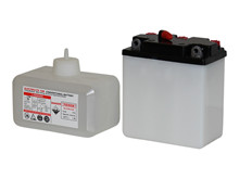 Batteri 6Ah/6V/99x57x110 <br />Start - MC - SMF