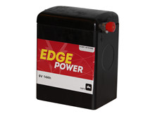 Batteri 14Ah/6V/120x90x165 <br />Start - Auto - Veteran