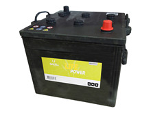 Batteri 125Ah/12V/286x269x230 <br />Start - Auto - STD