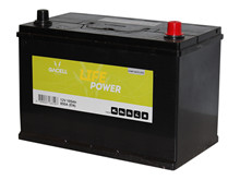 Batteri 105Ah/12V/302x172x223 <br />Start - Auto - STD