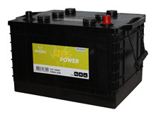 Batteri 145Ah/12V/360x253x240 <br />Start - Auto - STD